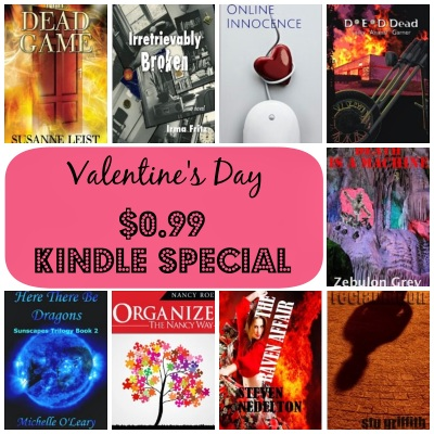 Valentine's Day Kindle Special