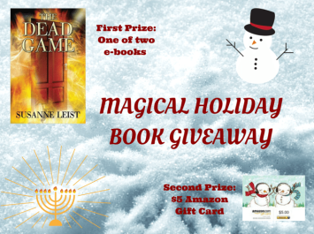 Magical Holiday Book Giveaway