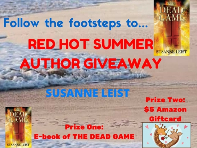 1.jpg Red Hot Summer Author Giveaway