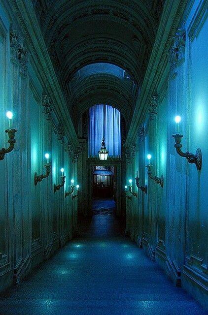 Green Hallway