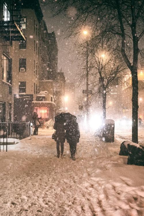 White Blanket of Snow