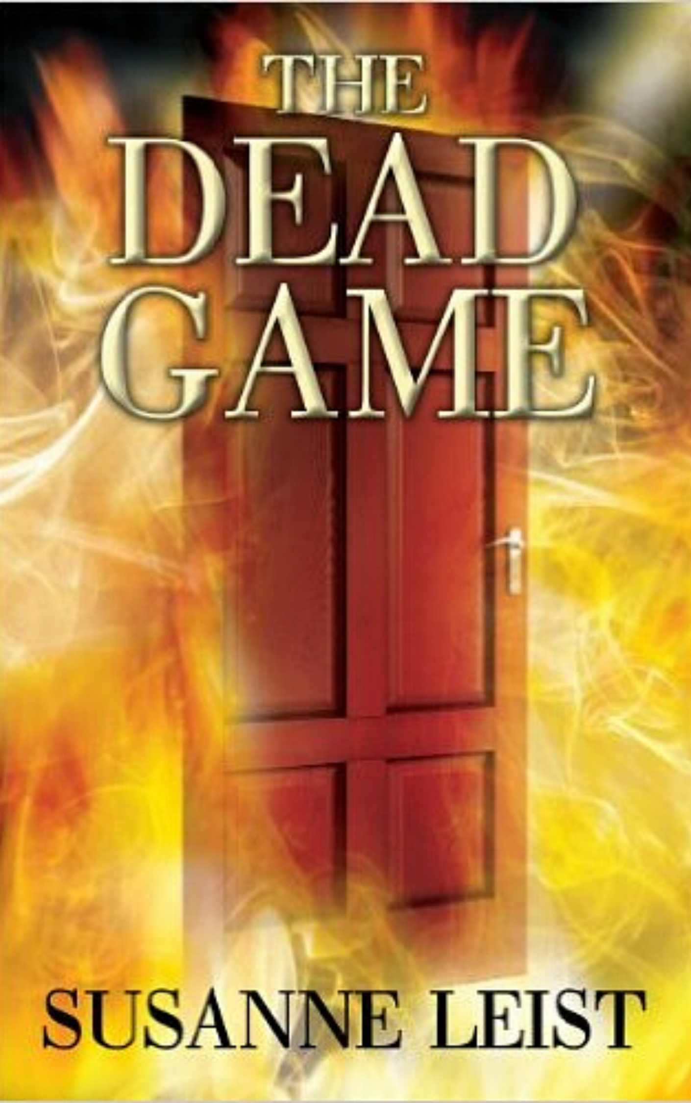 The Dead Game new cover