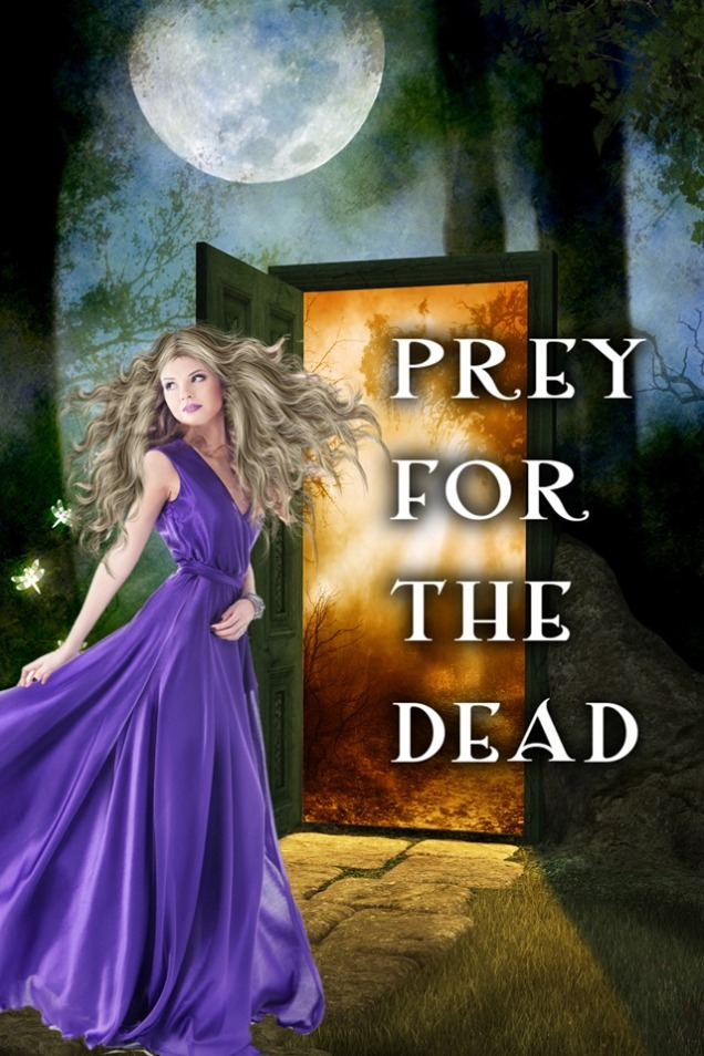 Prey for The Dead new cover