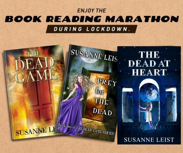 book reading marathon