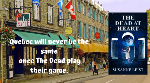 Quebec will never be the same once The Dead play their game.