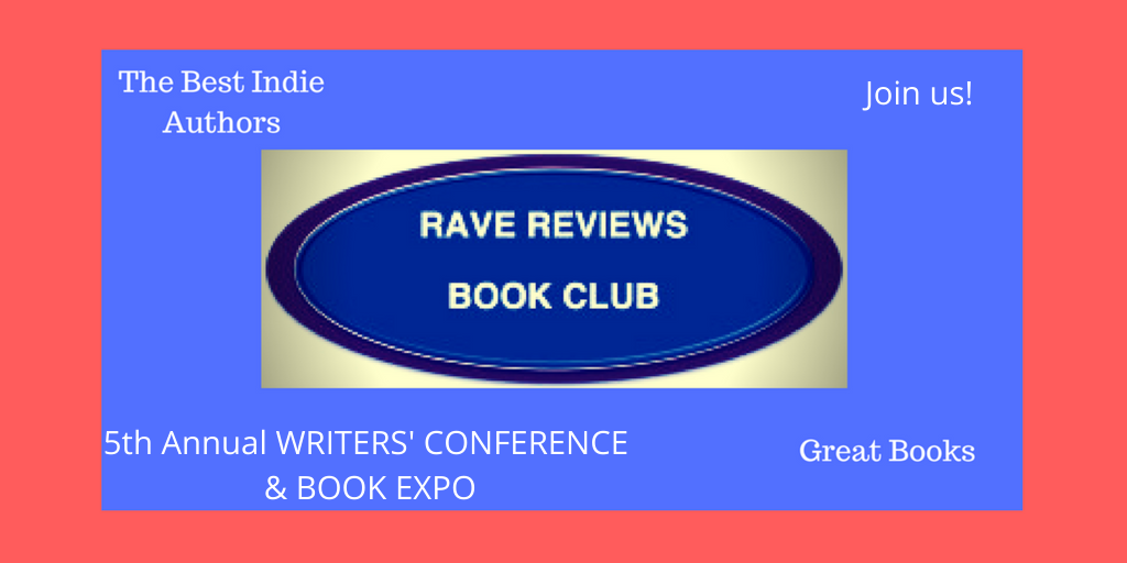 Rave 5th Annual WRITERS' CONFERENCE & BOOK EXPO