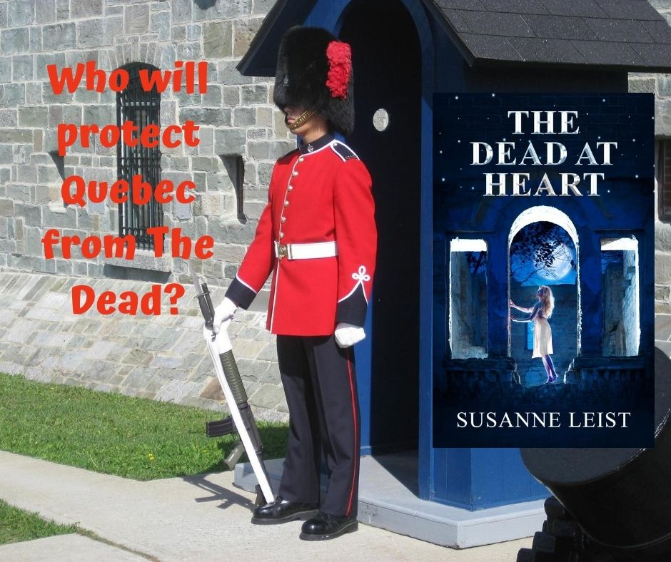 Who will protect Quebec from The Dead_